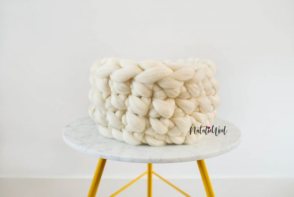 catbed gehaakt - natalie wool