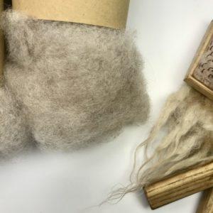 natalie wool kaardvlies drent