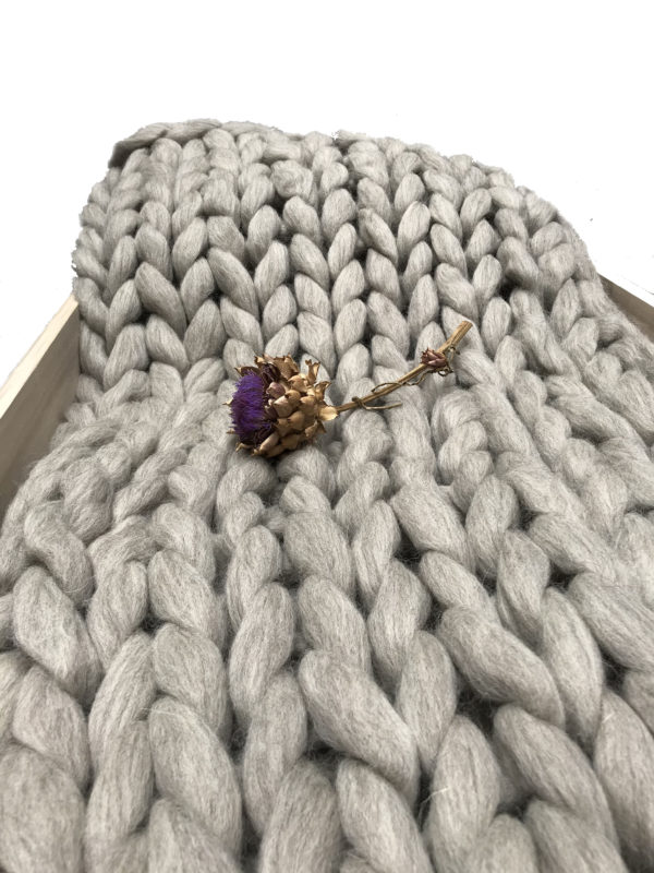 natalie wool baarkleed lontwol