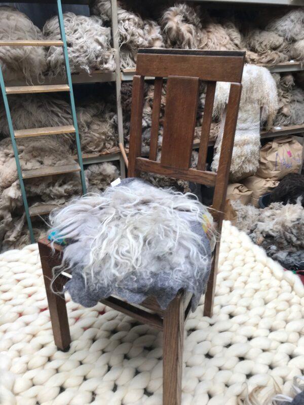 Stoelzitje natalie wool